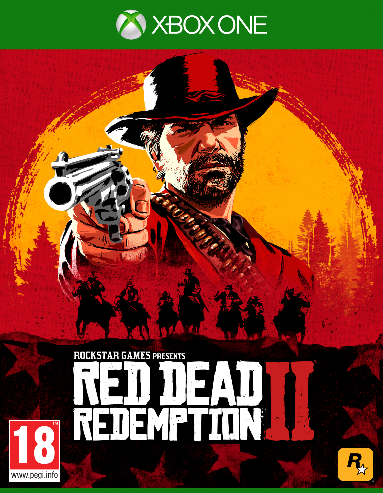 Red Dead Redemption 2 - Xbox One (Fysieke Game)