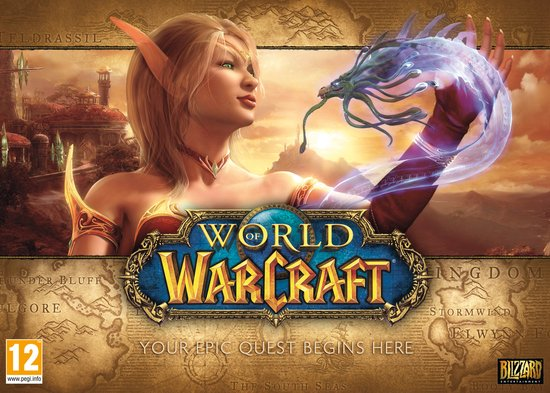 World of Warcraft Battlechest Starter Edition