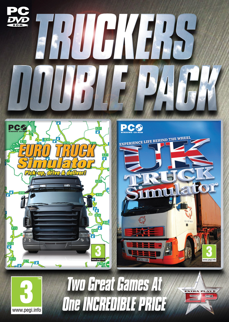 Truckers Double Pack (Euro Truck & UK Truck)