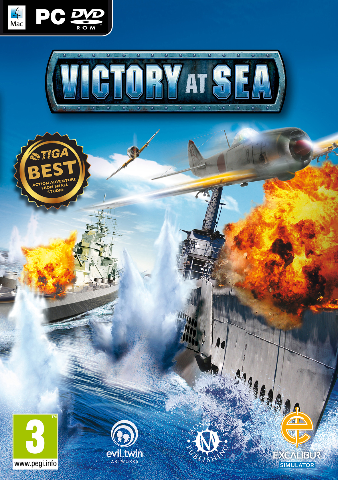Victory At Sea - PC / Mac