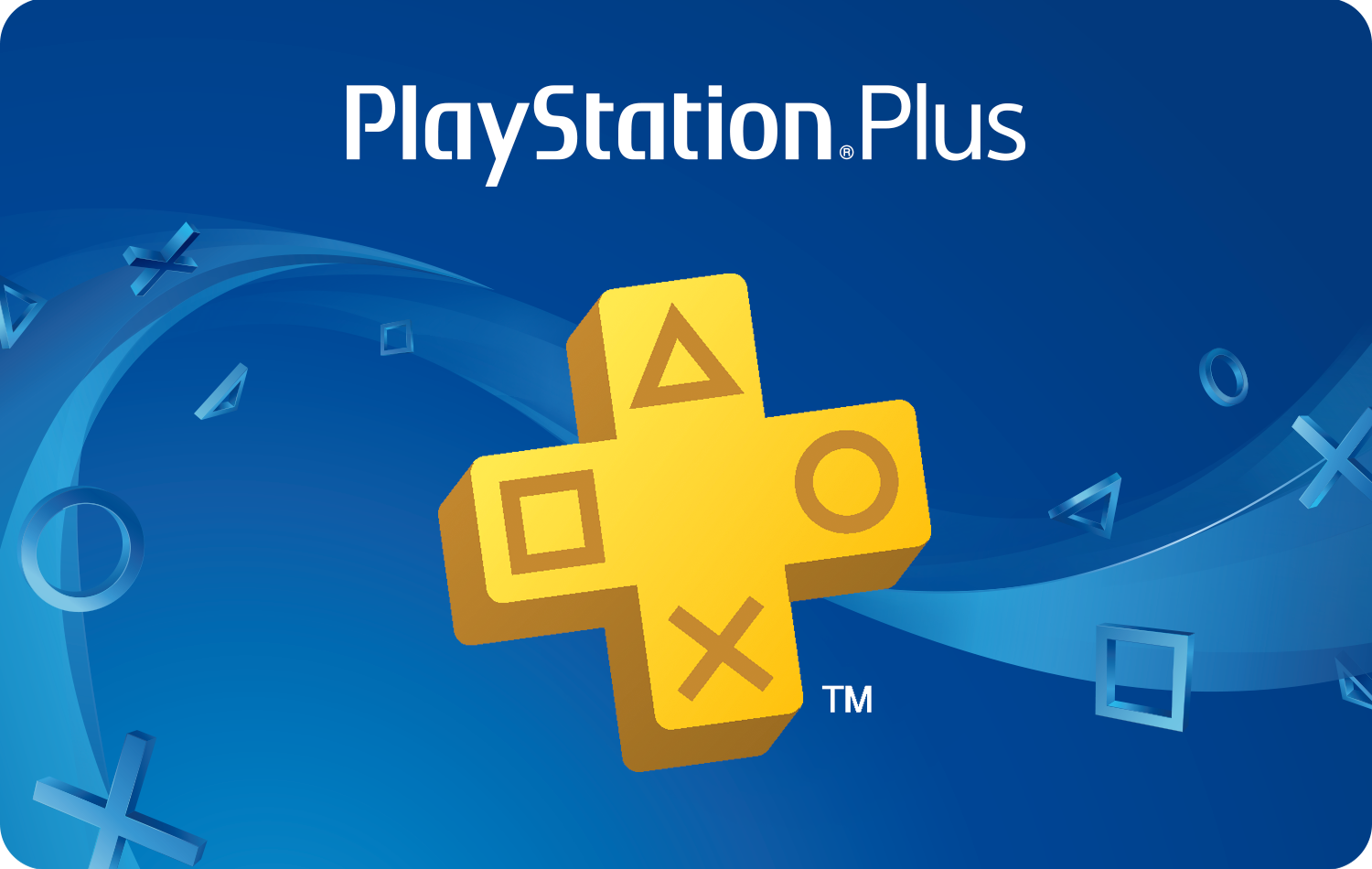 Playstation® Plus 12 Maanden Nederland