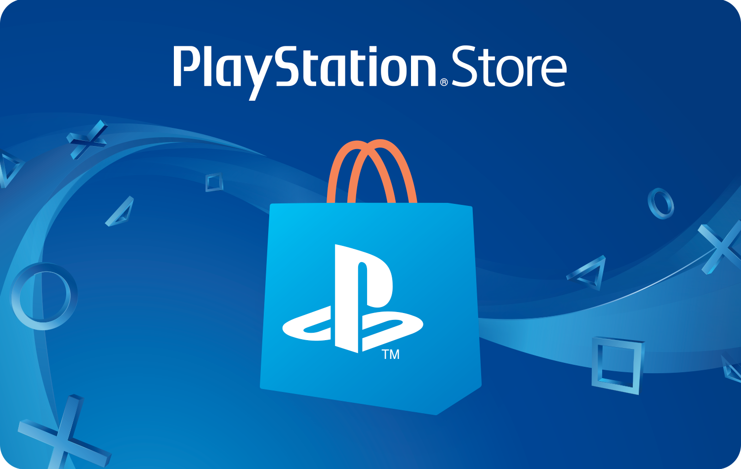 Playstation® Network Card €50 Nederland
