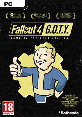 Fallout 4: GOTY Edition PC Game