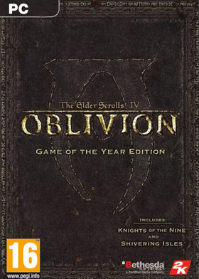 The Elder Scrolls IV: Oblivion® GOTY Edition Deluxe