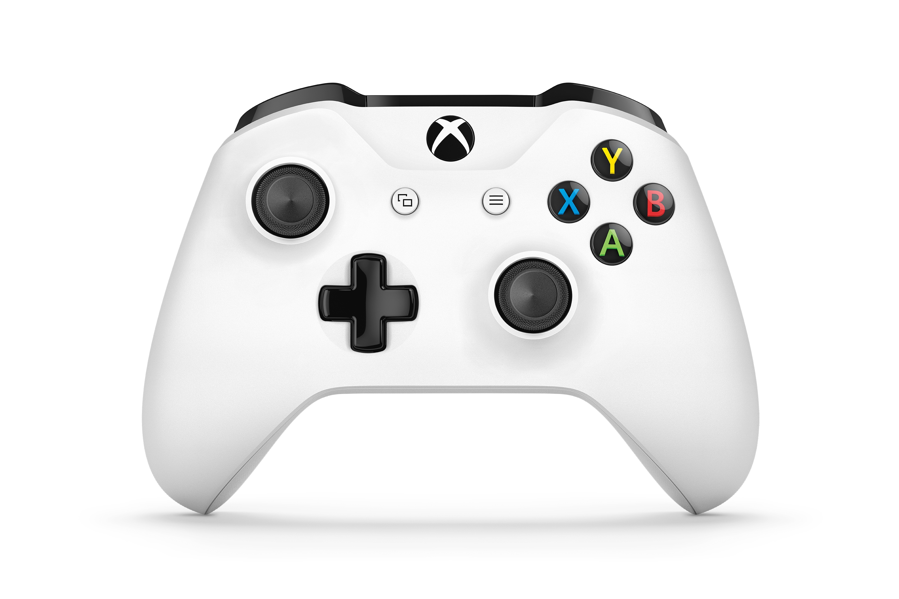 Xbox One/PC Draadloze Controller Wit