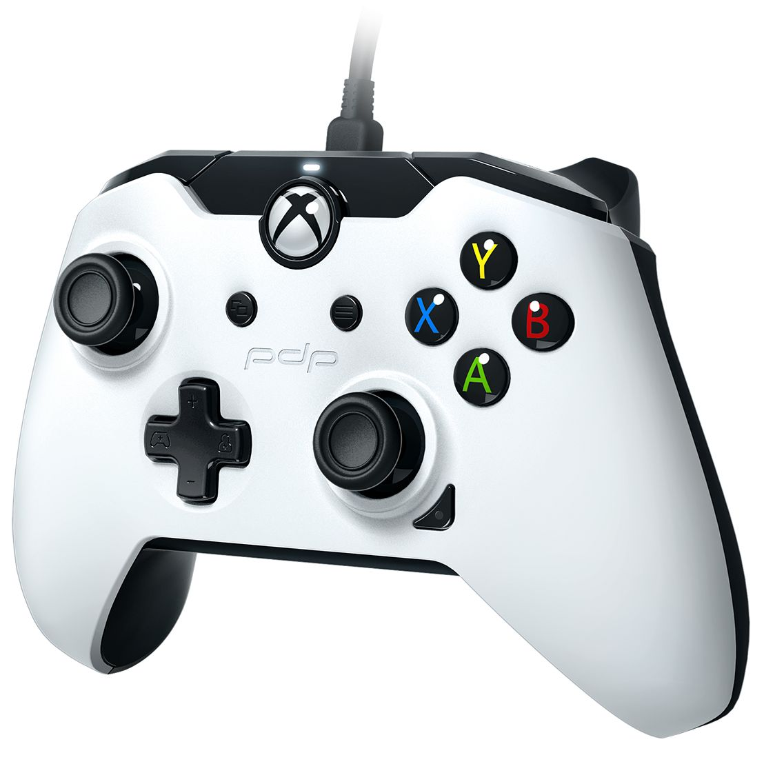 Xbox One/PC Bedrade Controller Wit