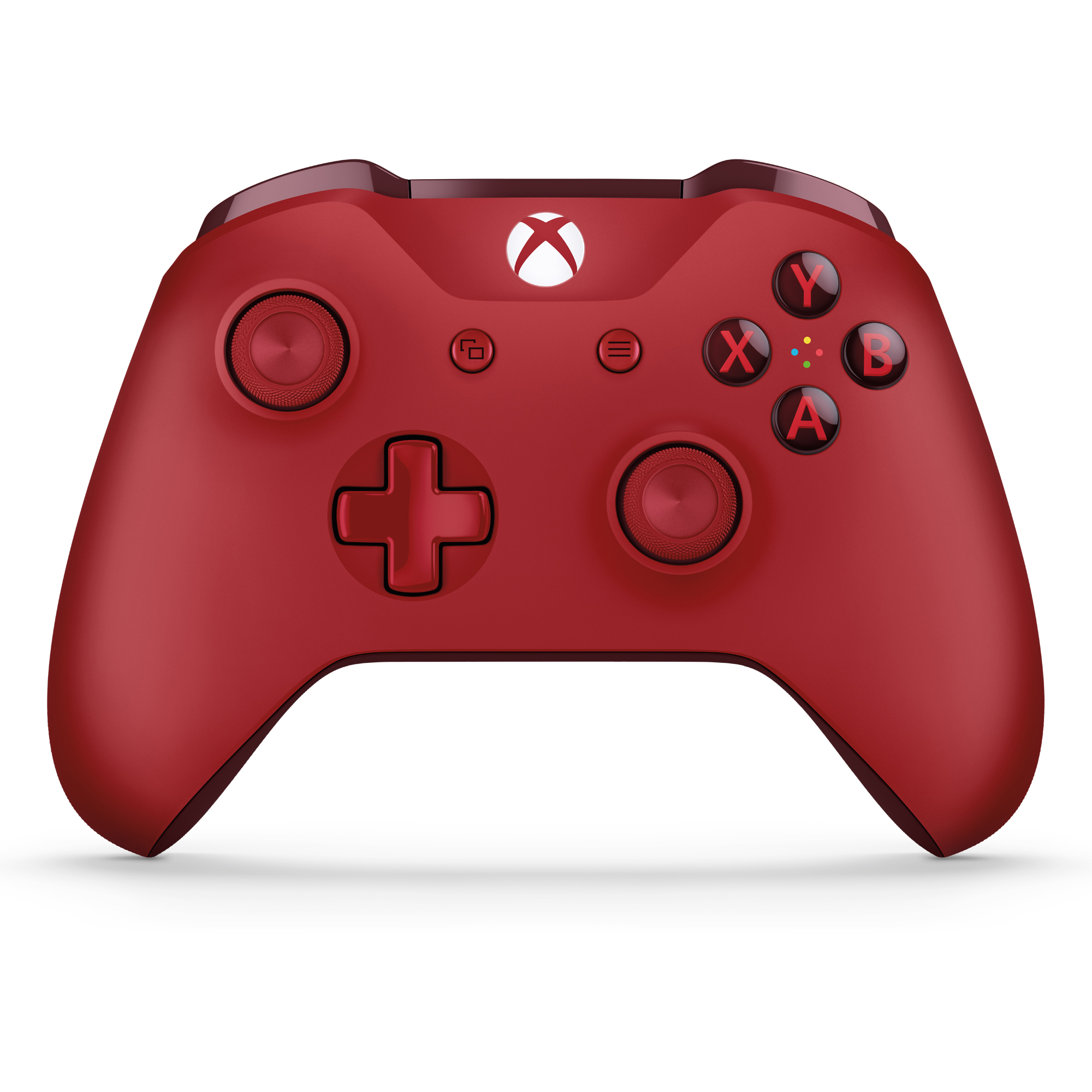 Xbox One/PC Draadloze Controller Rood