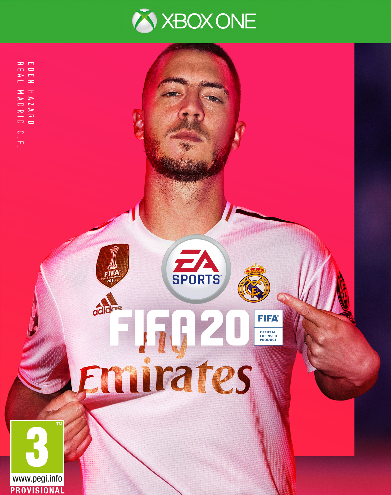 FIFA 20 - Xbox One (Fysieke Game)