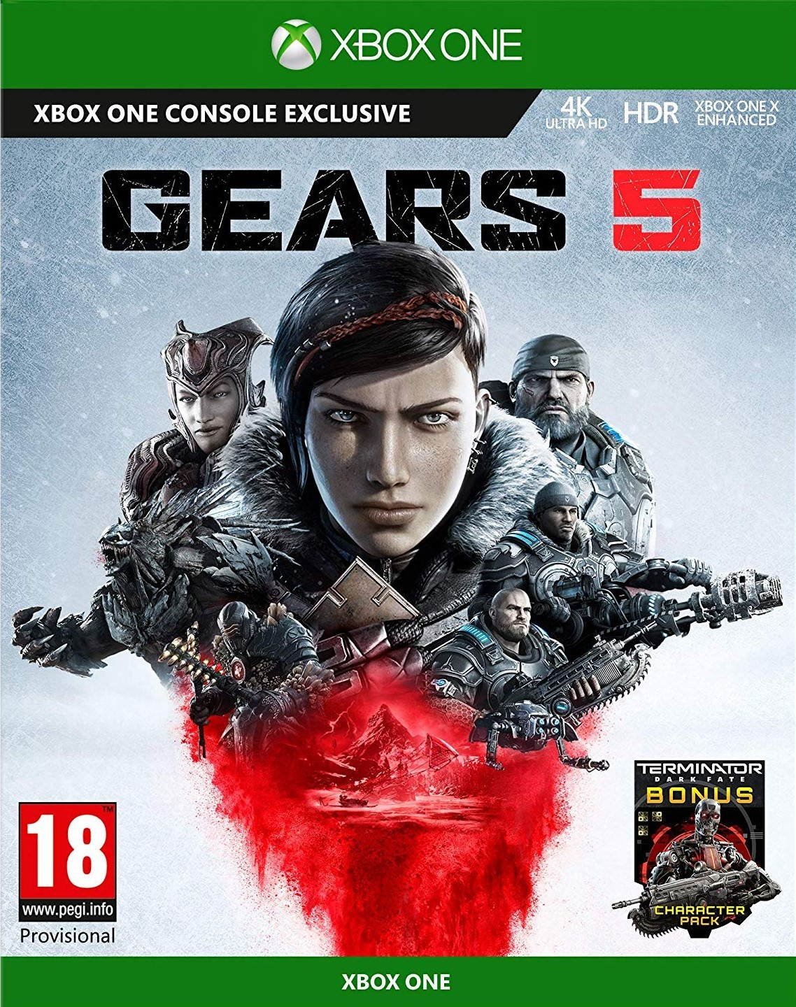 Gears 5  - Xbox One (Fysieke Game)