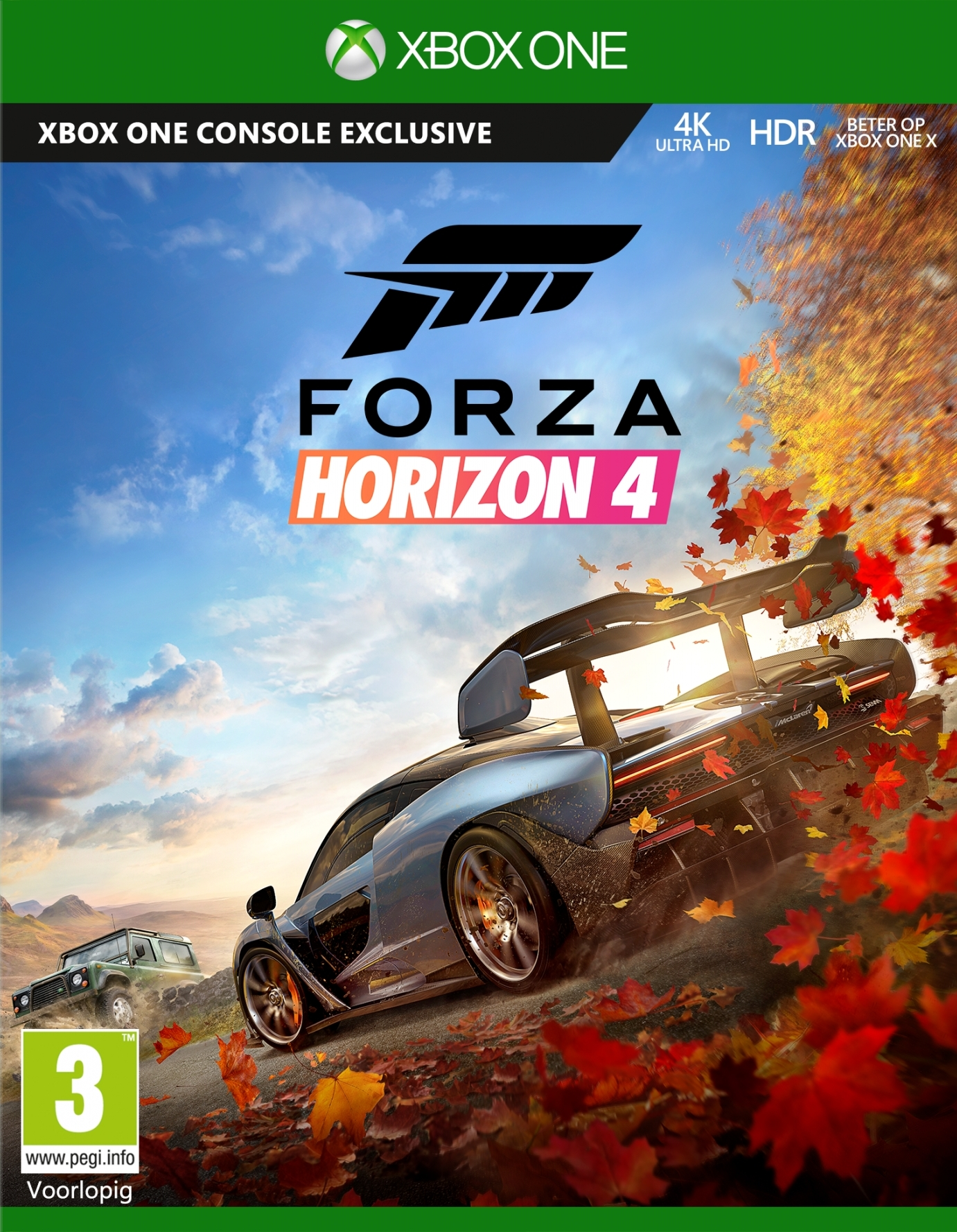 Forza Horizon 4  - Xbox One (Fysieke Game)