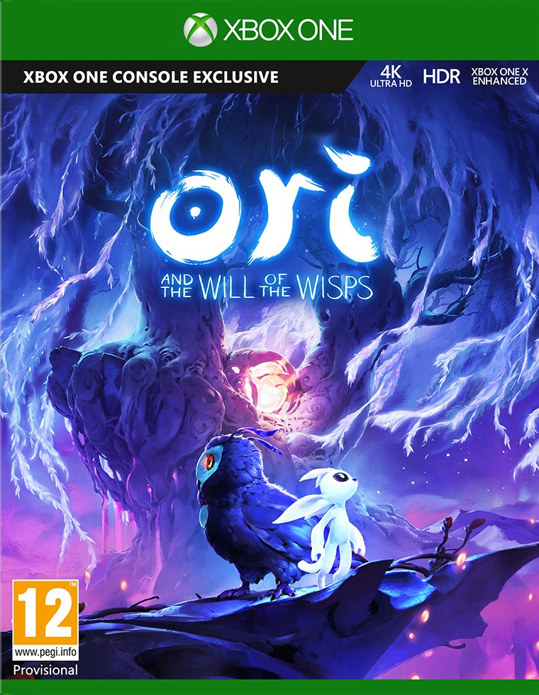 Ori and the Will of the Wisps - Xbox One (Fysieke Game)