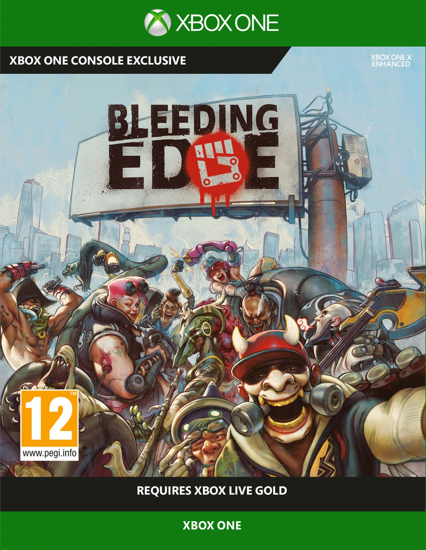 Bleeding Edge - Xbox One (Fysieke Game)