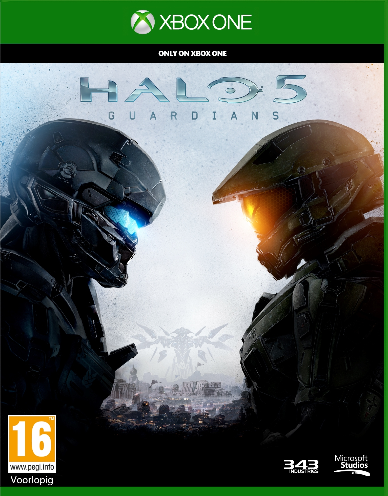 Halo 5: Guardians - Xbox One (Fysieke Game