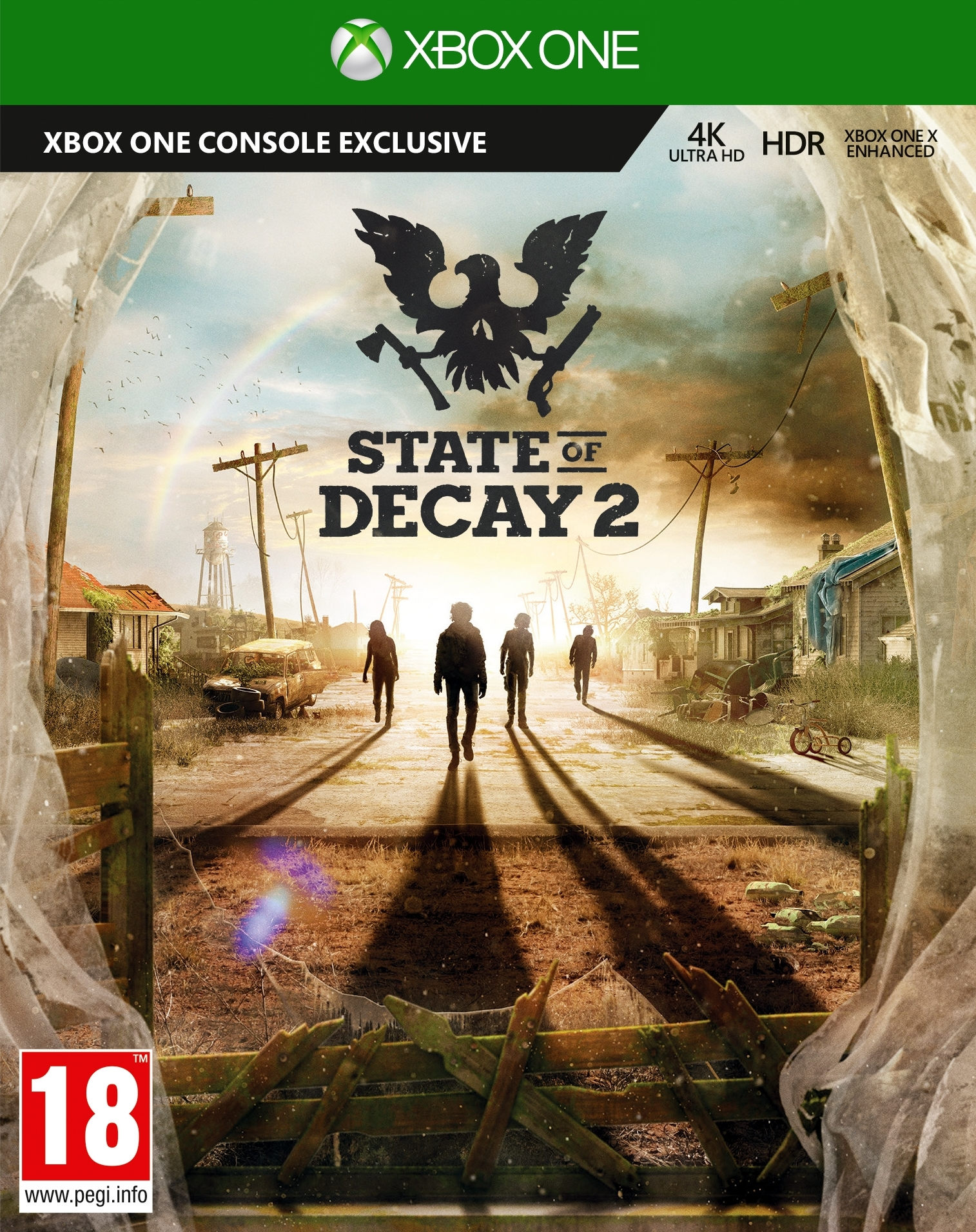 tate of Decay 2 - Xbox One (Fysieke Game)