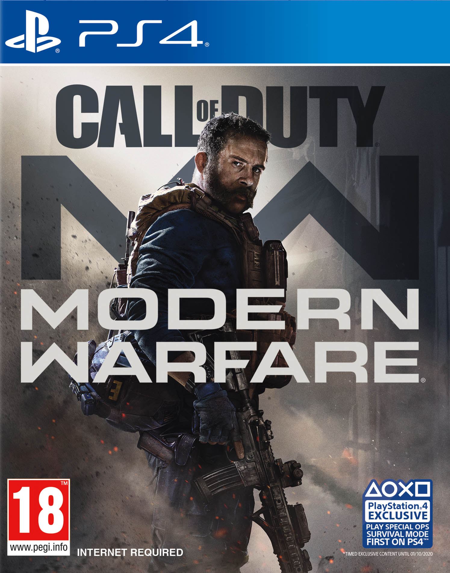 Call of Duty: Modern Warfare - PS4 (Fysieke Game)
