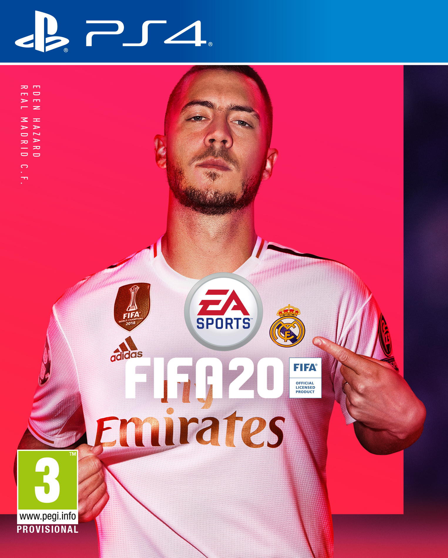 FIFA 20 - PS4 (Fysieke Game)