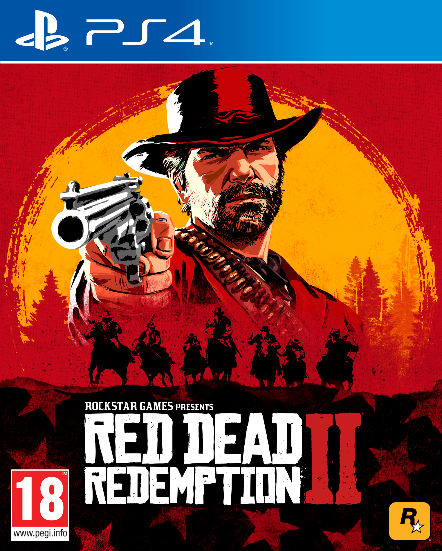 Red Dead Redemption 2 - PS4 (Fysieke Game)