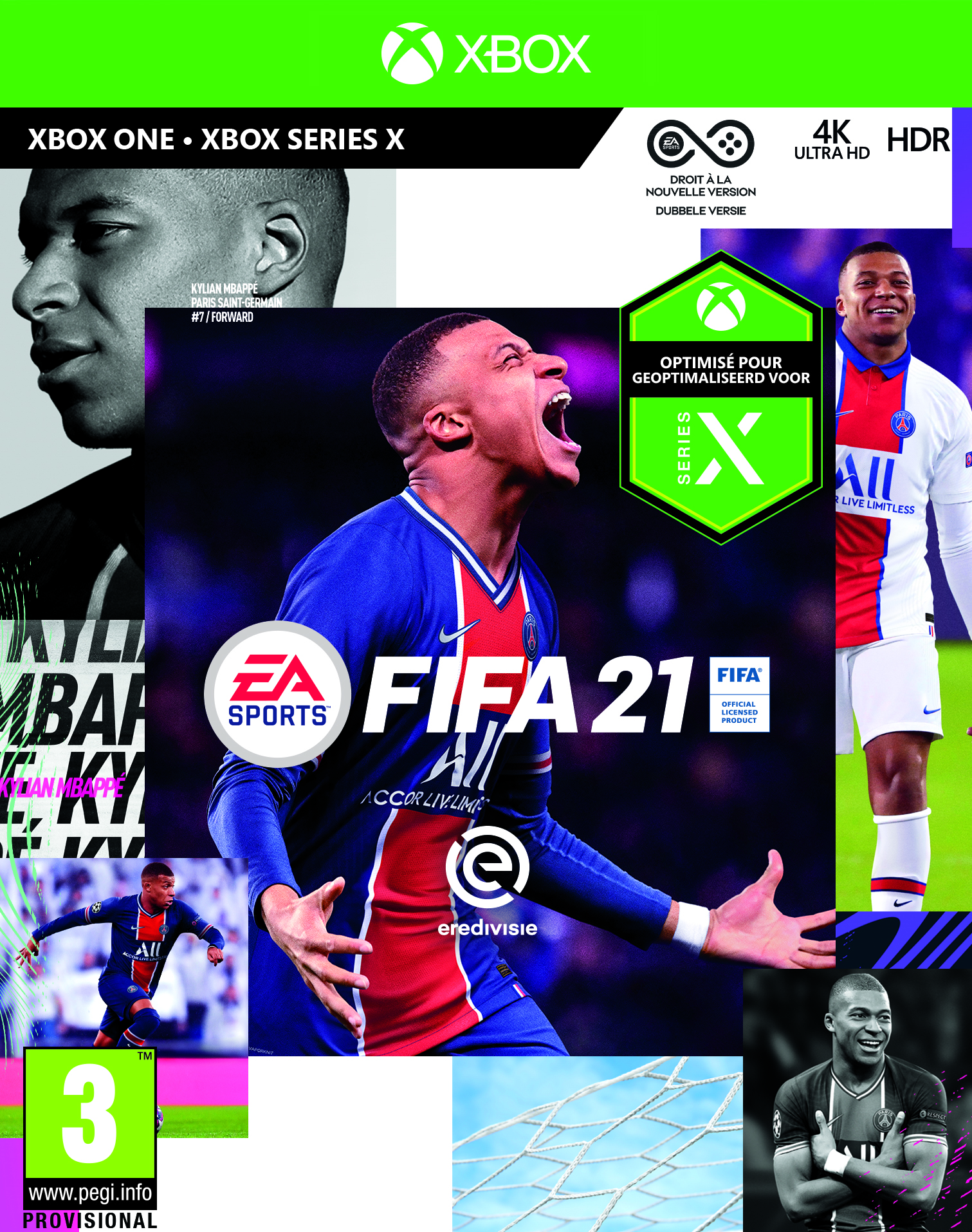 FIFA 21 Standard Edition (Xbox One / Xbox Series X)