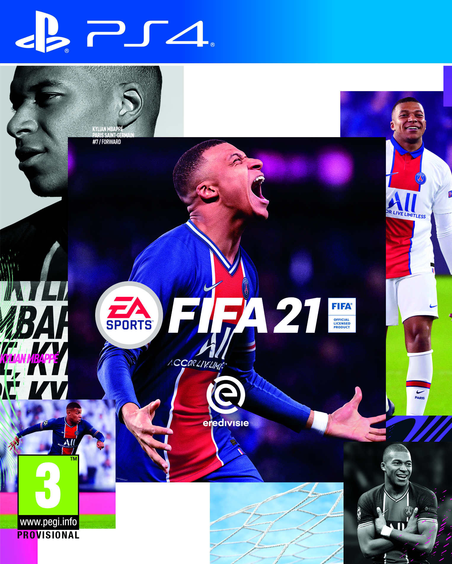 FIFA 21 Standard Edition (PS4 / PS5)
