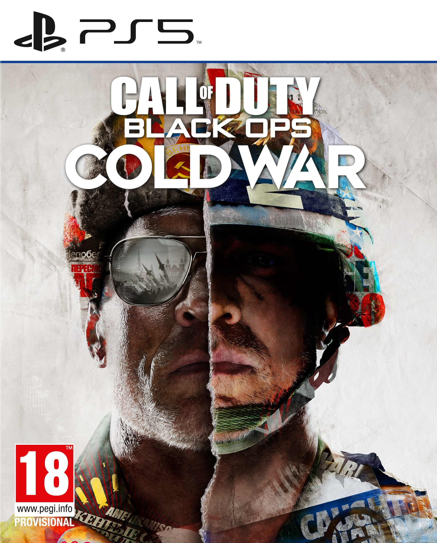 Call of Duty: Black Ops Cold War PS5 (Fysiek)