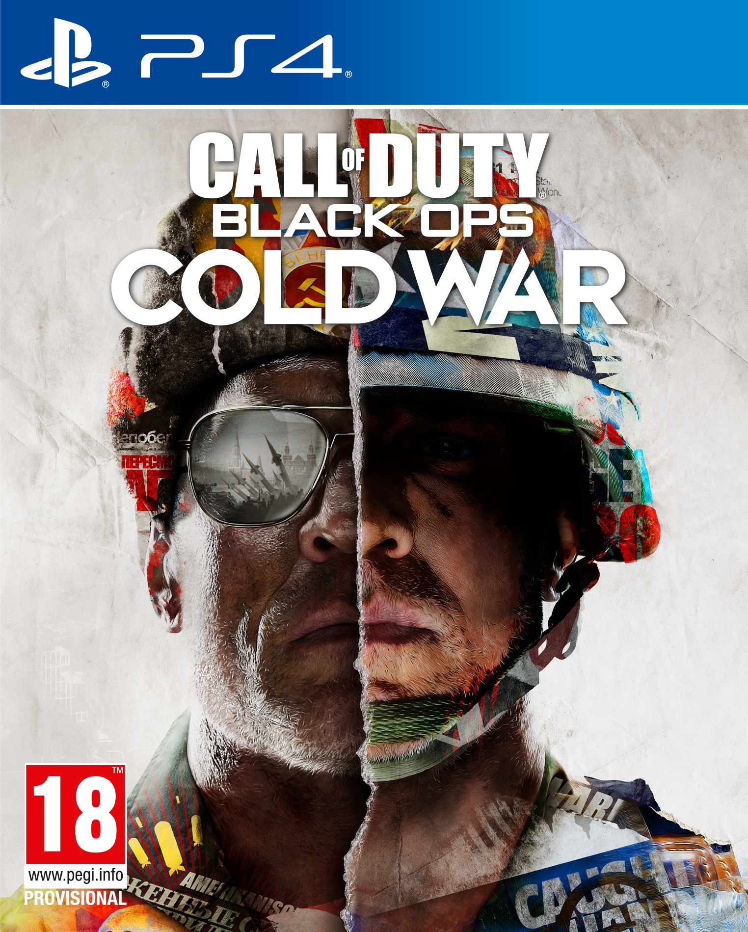 Call of Duty: Black Ops Cold War PS4 (Fysiek)