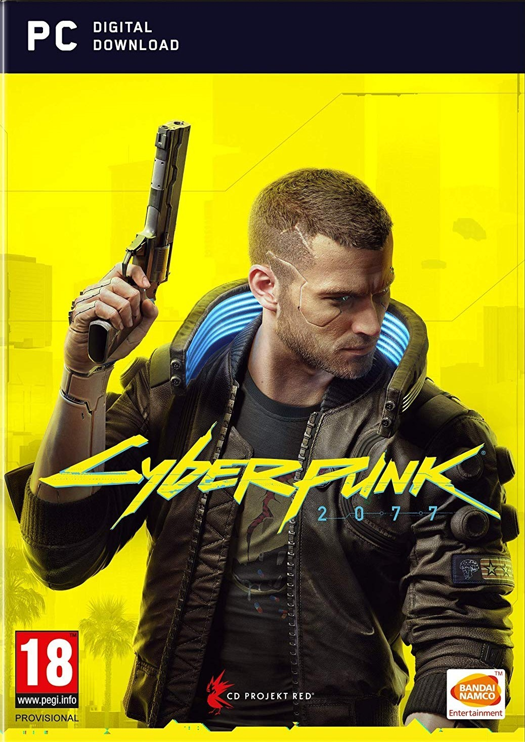 GamesDirect® Cyberpunk 2077 - Day One Edition (Code in a Box) (PC)
