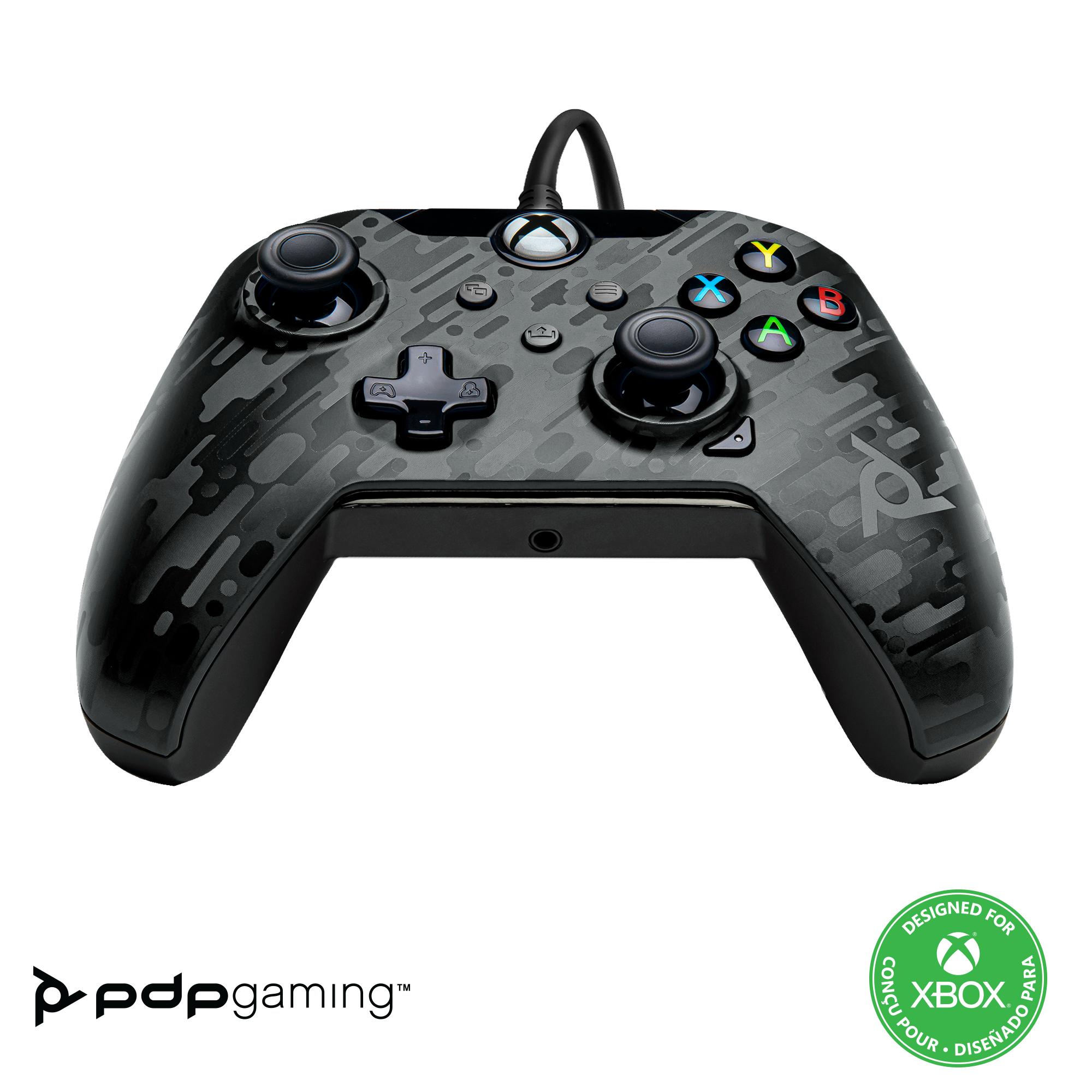 Wired Controller - Black Camo (Xbox Series/Xbox One)