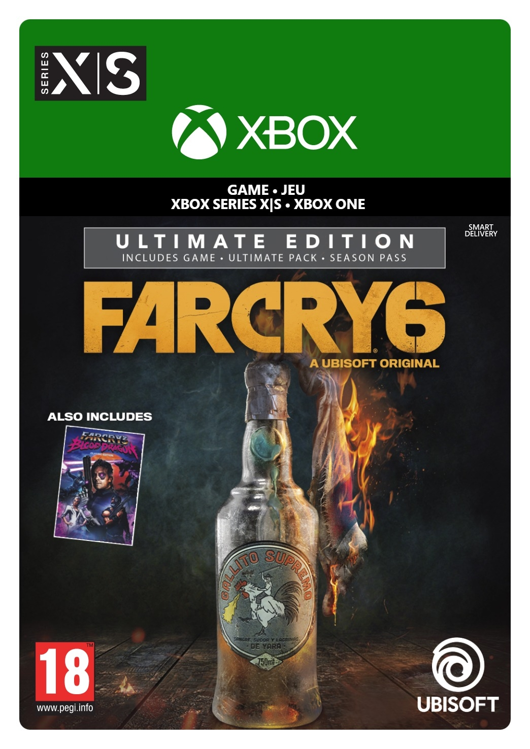 Far Cry 6 Ultimate Edition - Xbox Series X/S / Xbox One - Digitale Game