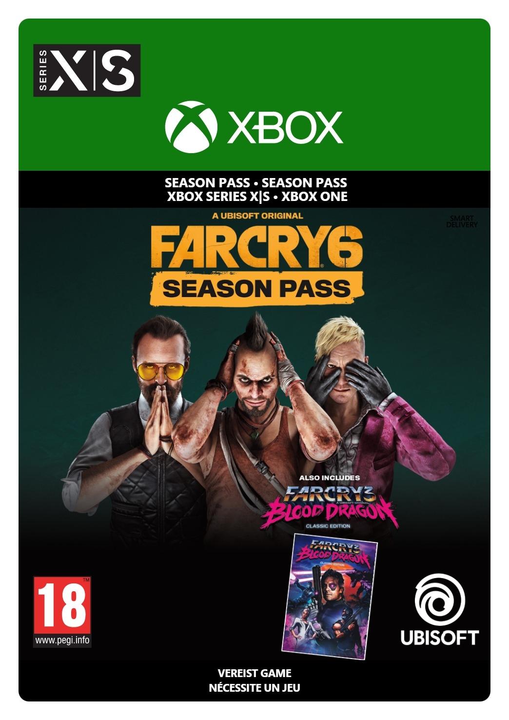 Far Cry 6  Season Pass - Xbox Series X/S / Xbox One