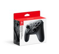 Nintendo Switch Pro Draadloze Controller - Zwart - GamesDirect®