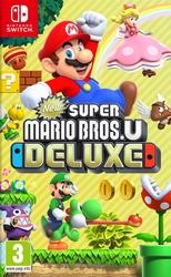 New Super Mario Bros. U Deluxe - Nintendo Switch - (Fysieke Game)