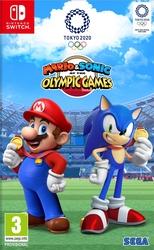 Mario + Sonic op de Olympische Spelen: Tokio 2020 - Nintendo Switch (Fysieke Game)