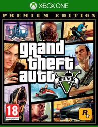 Grand Theft Auto 5 (GTA V): Premium Edition - Xbox One (Fysieke Game)