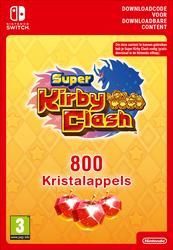 800 Nintendo Super Kirby Clash Gem Apples