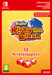 50 Nintendo Super Kirby Clash Gem Apples