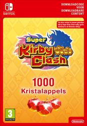 1000 Nintendo Super Kirby Clash Gem Apples