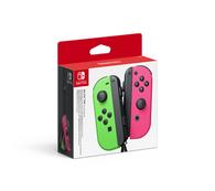Nintendo Switch Joy-Con Draadloze Controller Set - Groen + Roze - GamesDirect®