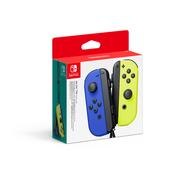 Nintendo Switch Joy-Con Draadloze Controller Set - Blauw + Geel - GamesDirect®