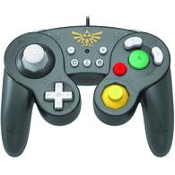 Nintendo Switch Hori Bedrade Controller: Smash Bros Zelda - Zwart - GamesDirect®