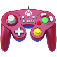 Nintendo Switch Hori Bedrade Controller: Smash Bros - Rood - GamesDirect®
