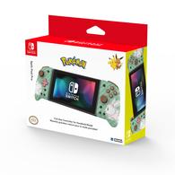 Nintendo Switch Hori SPLIT PAD Controller Pro Pikachu + Eevee - Groen - GamesDirect®