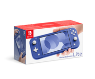 Nintendo Switch Lite Console - Blauw - GamesDirect®
