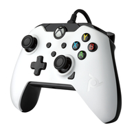 Xbox Series X /Xbox One / PC PDP Bedrade Controller - Wit