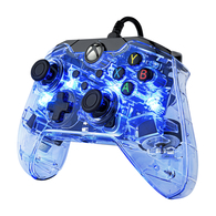 Xbox Series X / Xbox One / PC Afterglow Bedrade Controller: Prismatic - Grijs/Transparant