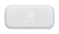 Nintendo Switch Lite Console Case + Screen Protector - Wit