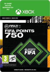750 Xbox FIFA 21 Points