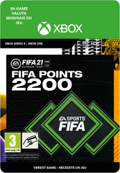 2200 Xbox FIFA 21 Points