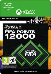12000 Xbox FIFA 21 Points