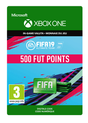 500 Xbox FIFA 19 Points