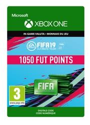 1050 Xbox FIFA 19 Points